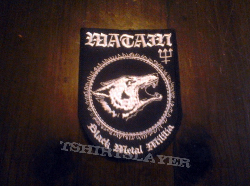 Watain Patch