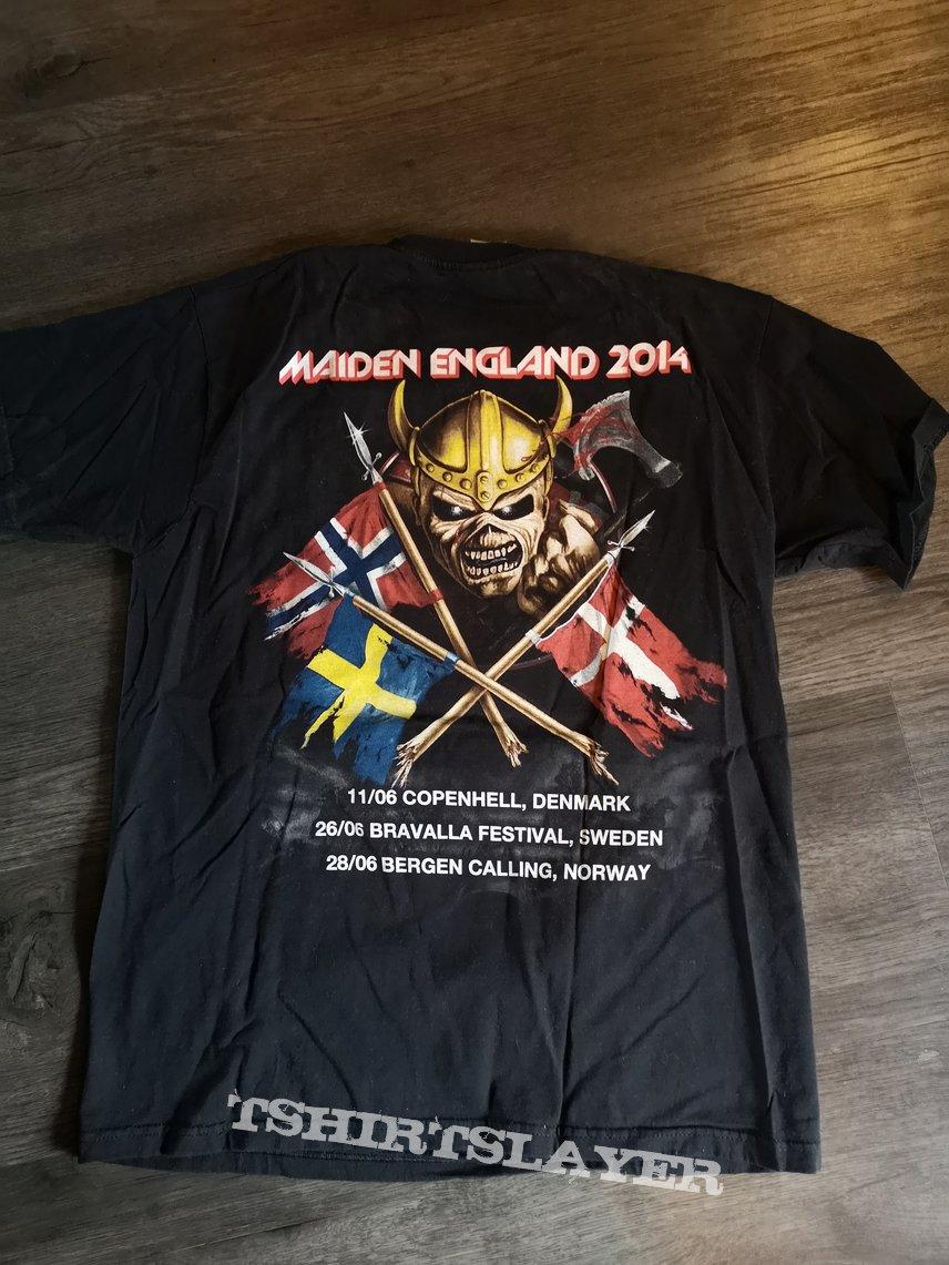 Iron Maiden - Maiden England 2014 - M