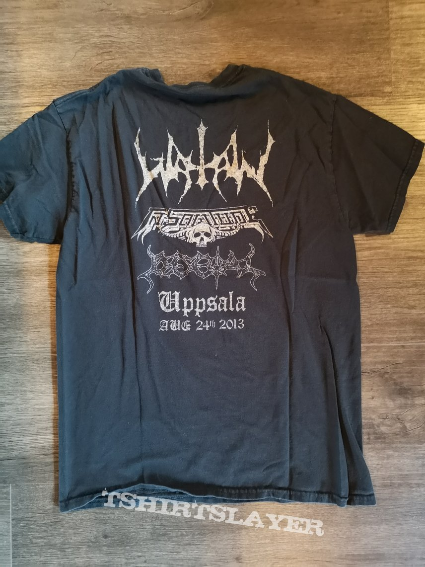 Watain - Live in Death