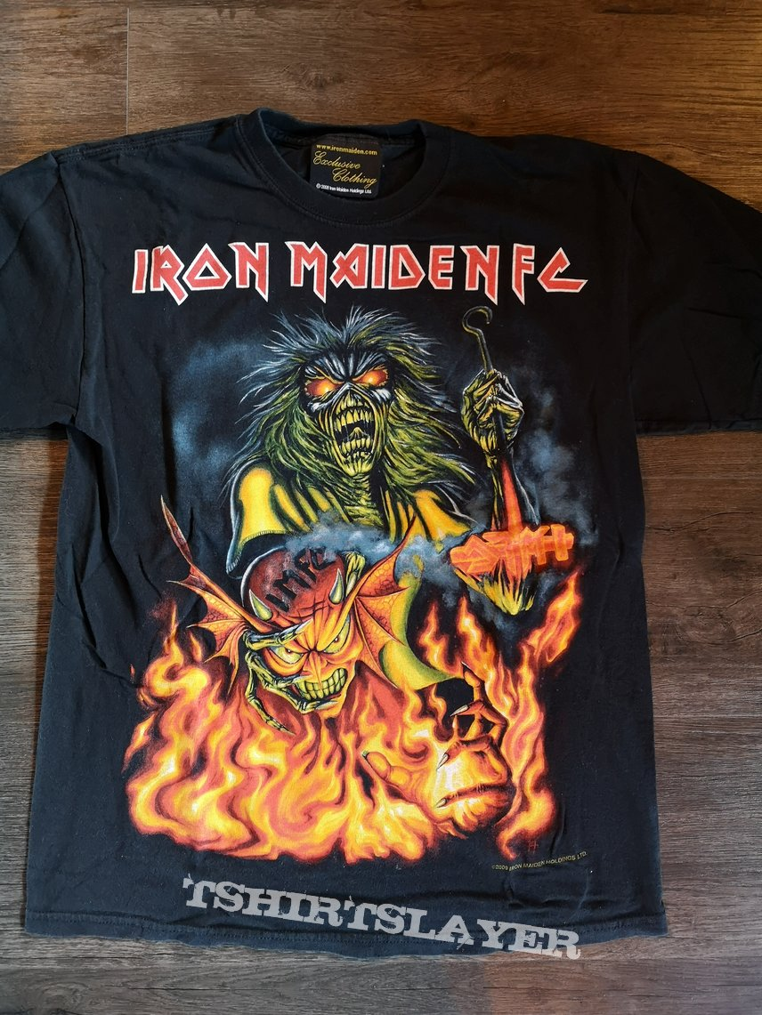 Iron Maiden FC - Fan Club shirt 2009