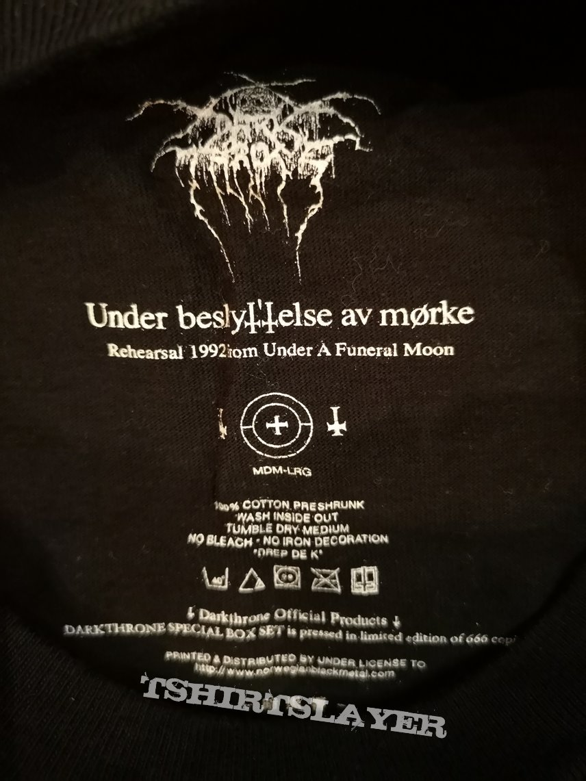 Darkthrone - Norsk Svart Metal