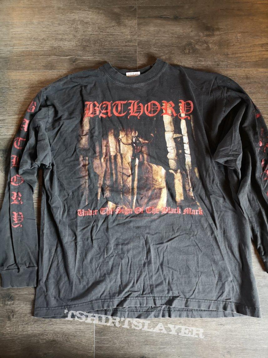 Bathory - Under The Sign Of The Black Mark - Longsleeve