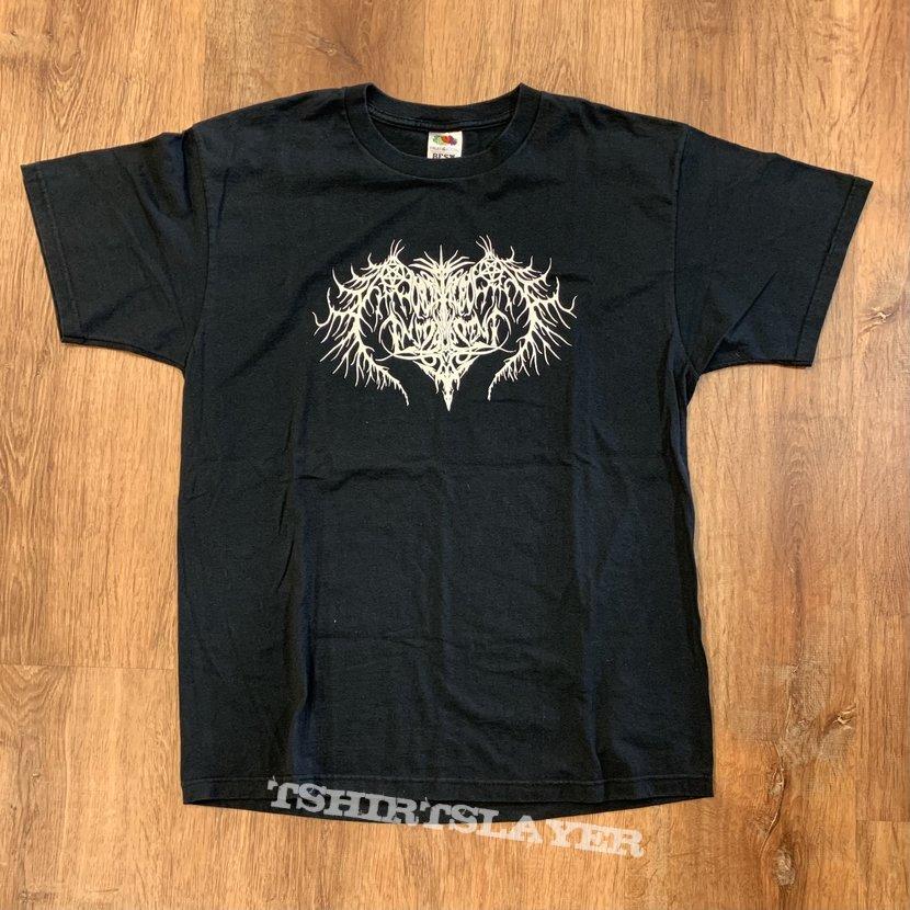 """Obtained Enslavement """"witchcraft"""" era logo shirt"""