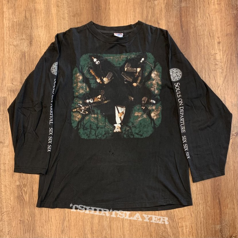 "Dimmu Borgir ""Cunt Hunters of the Night"" Long Sleeve"