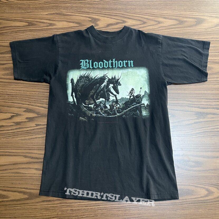 Bloodthorn - Breeding the Evil Inside T-Shirt