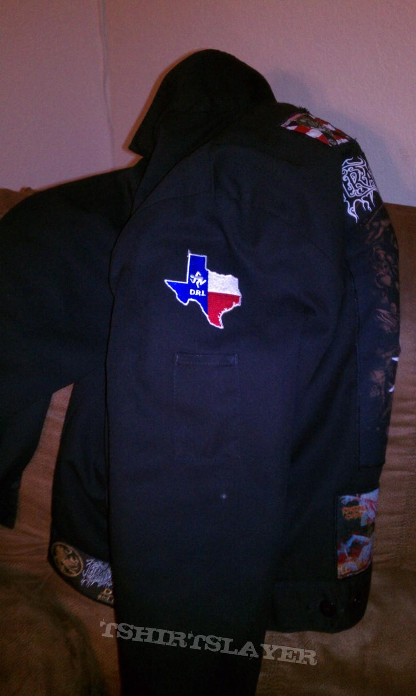 Battle Jacket - One of my jackets!