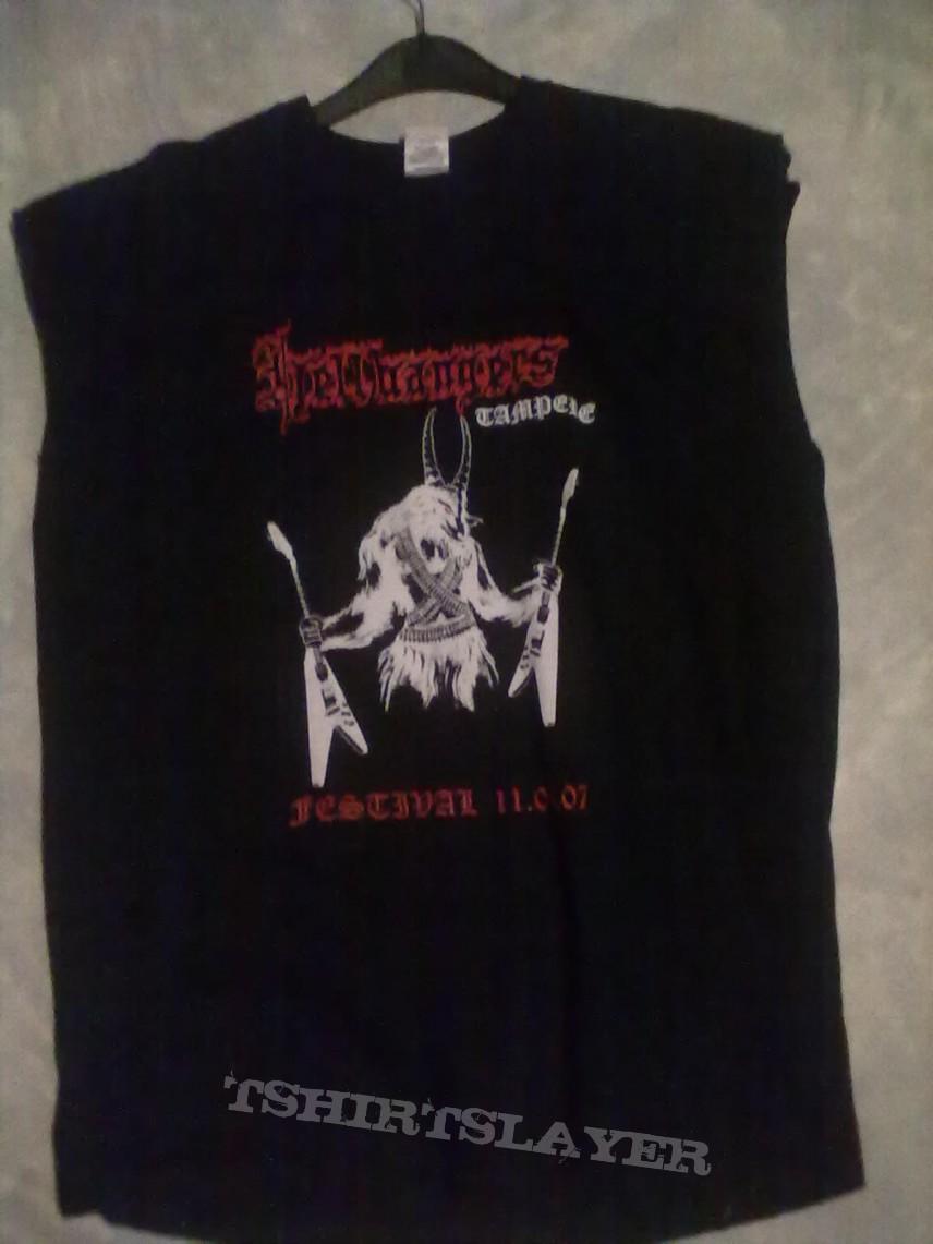 TShirt or Longsleeve - Hellbangers!