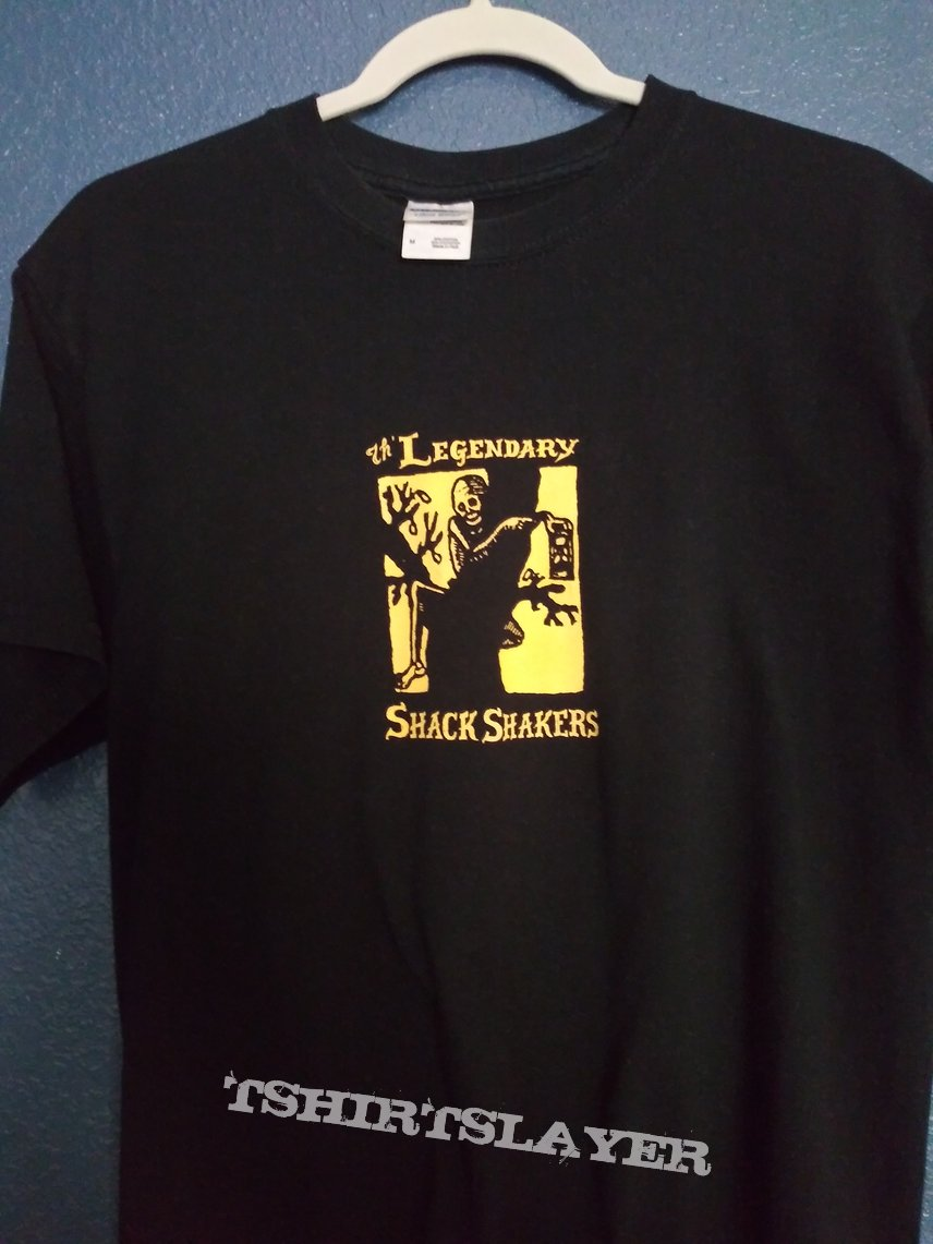 Legendary Shack Shakers live show t-shirt