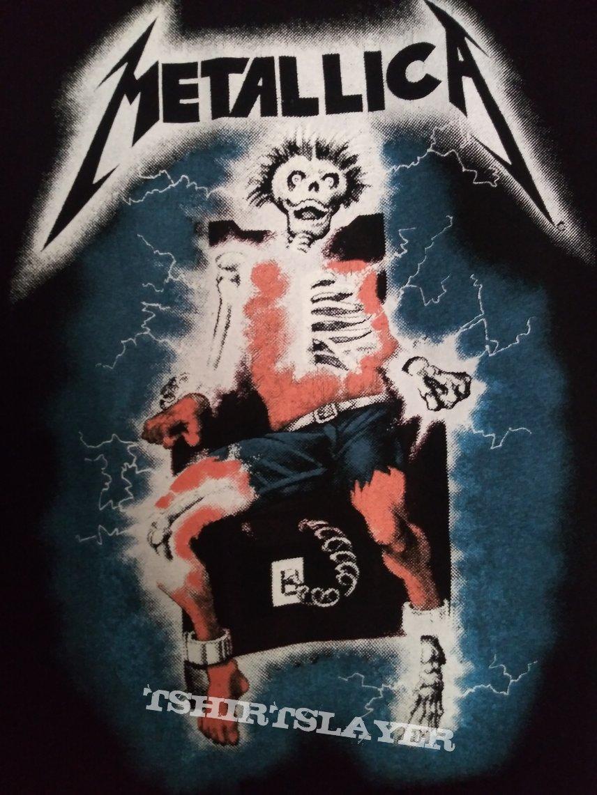 Metallica Metal up your ass t-shirt