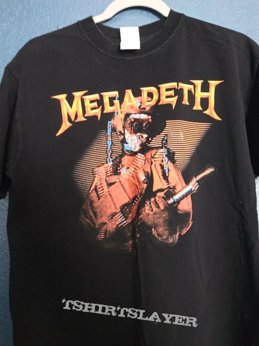Megadeth So far, so good.. So What! Shirt