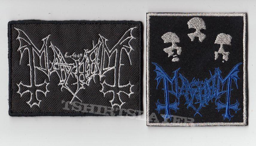 Custom MayheM patches