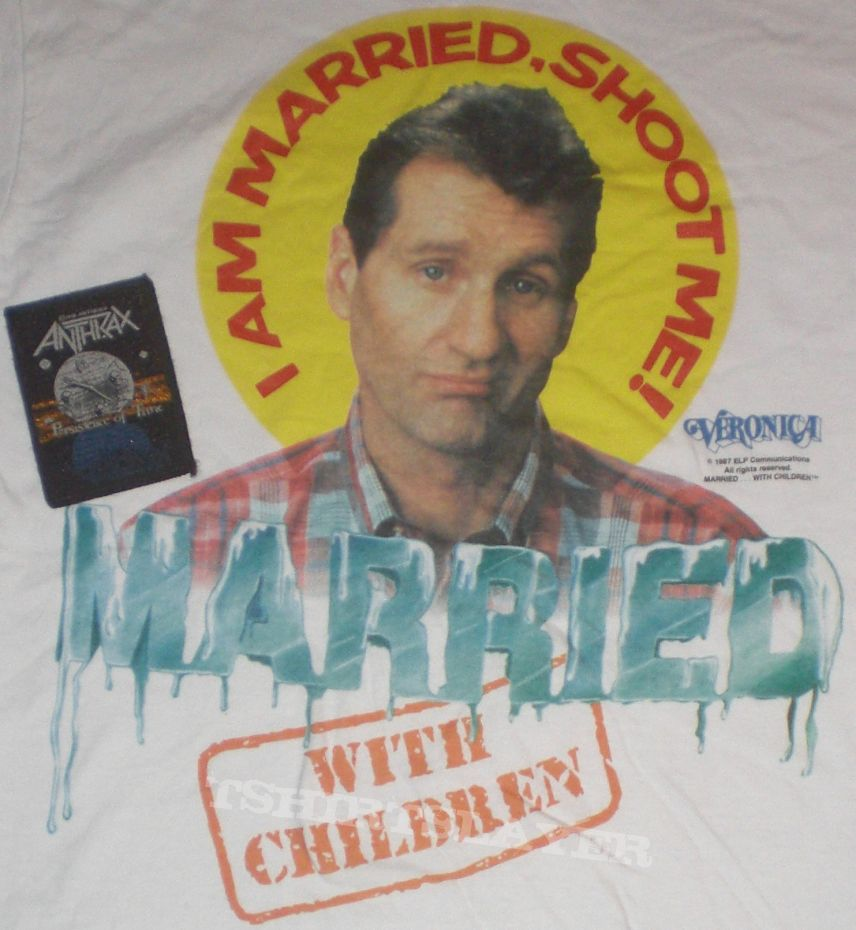 Married with children shirt + bonus