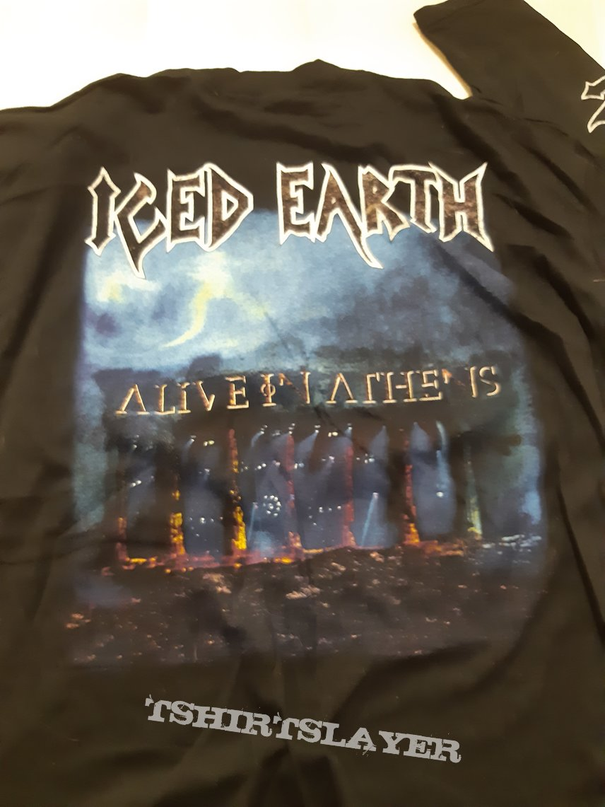 Alive in athens longsleeve