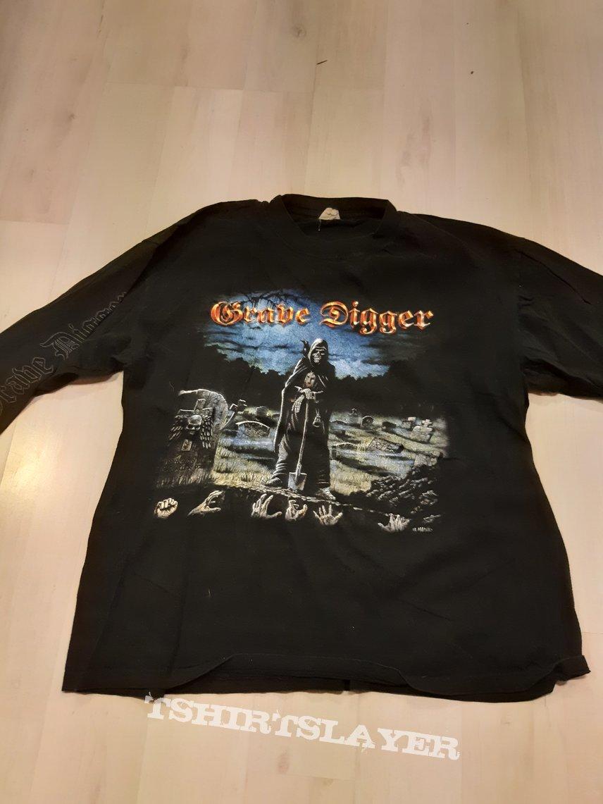 The grave digger longsleeve