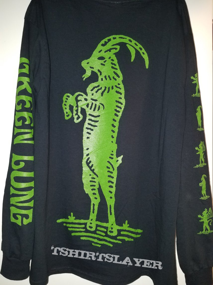 "Green Lung ""Let The Devil In"" 2019 Long-Sleeve TS (Size Medium)"
