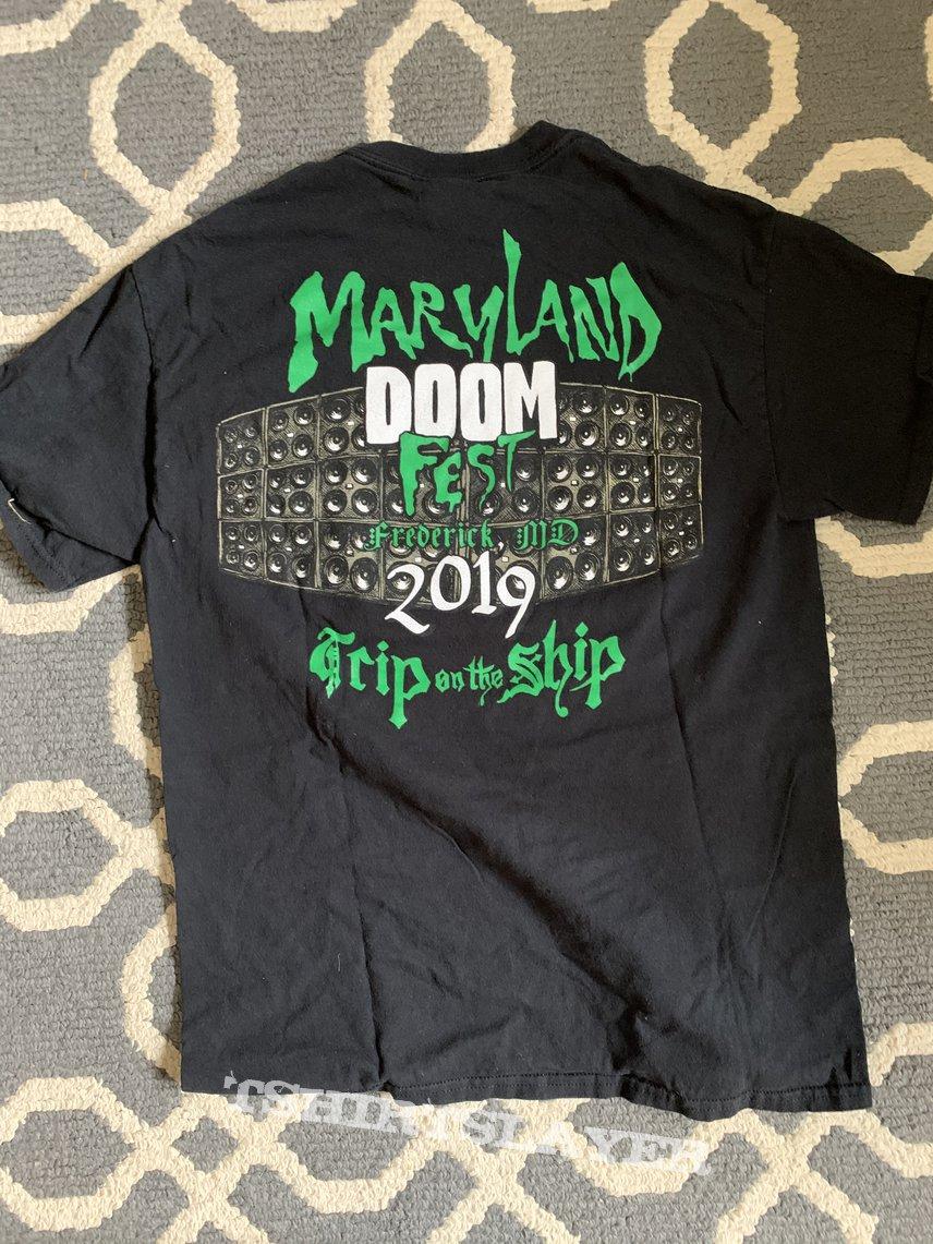 Mothership Maryland Doomfest Exclusive Shirt (Medium)