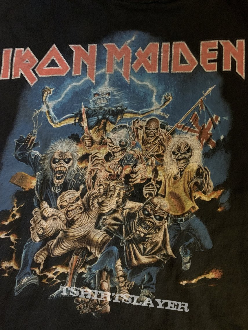 Iron Maiden Shirt (Medium)