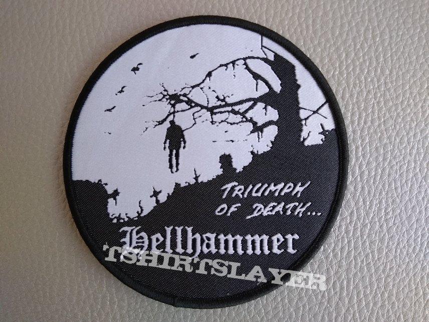 Hellhammer - Triumph Of Death  Patch / round
