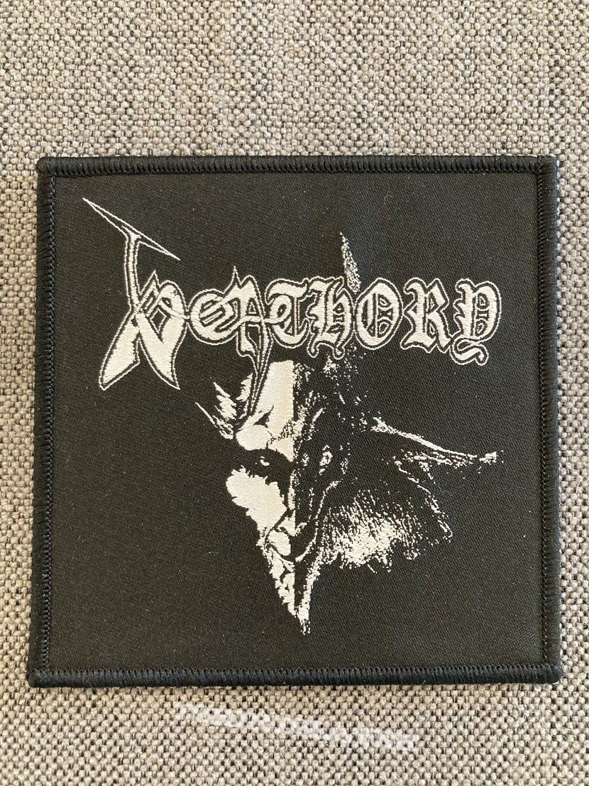 """Venthory"" Woven Patch"