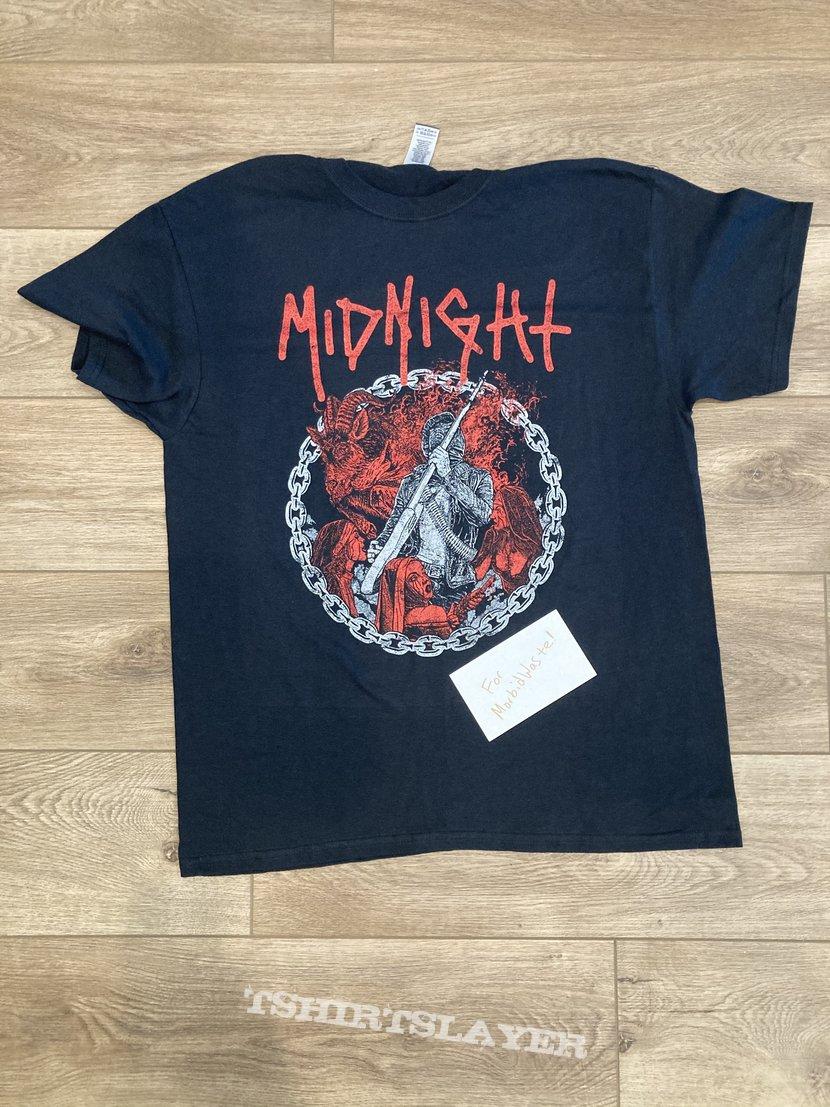 Midnight for MorbidWaste!