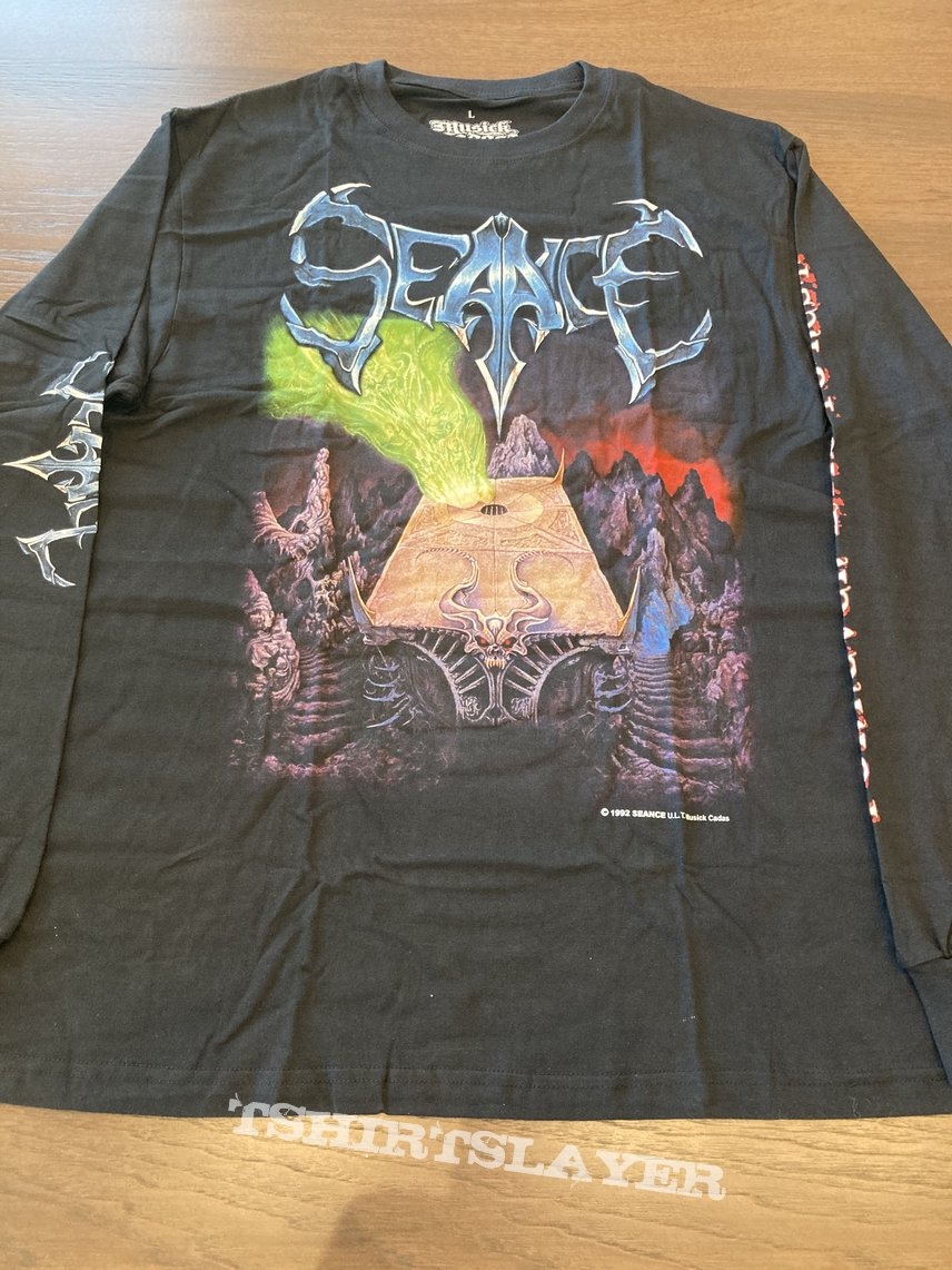 Seance - Fornever Laid To Rest Official Longsleeve Shirt