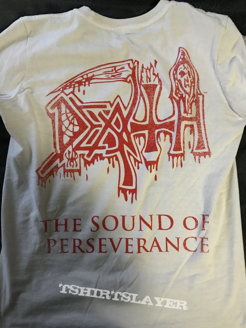 Death The Sound of Perseverance Longsleeve