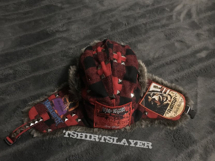 Thrasher in the Rye (Metal Trapper Hat) Last Update
