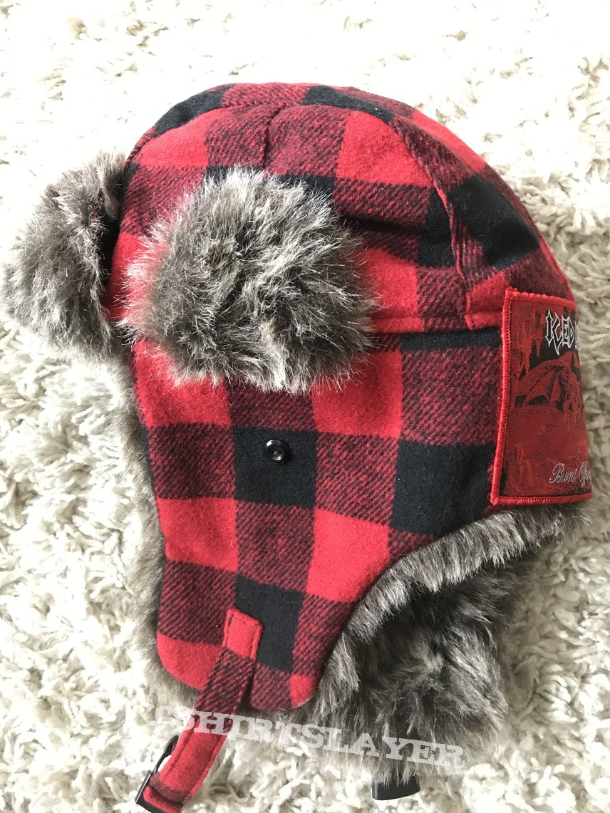 Metal Trapper Hat