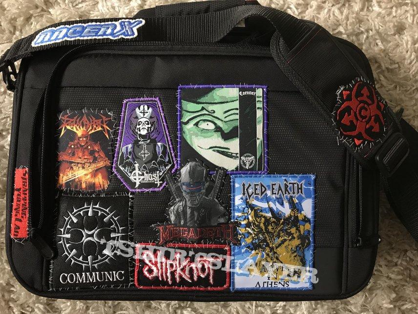 Metal/Gaming/Fandom Laptop Bag UPDATE 2