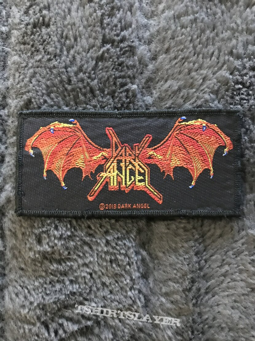 Dark Angel small logo patch