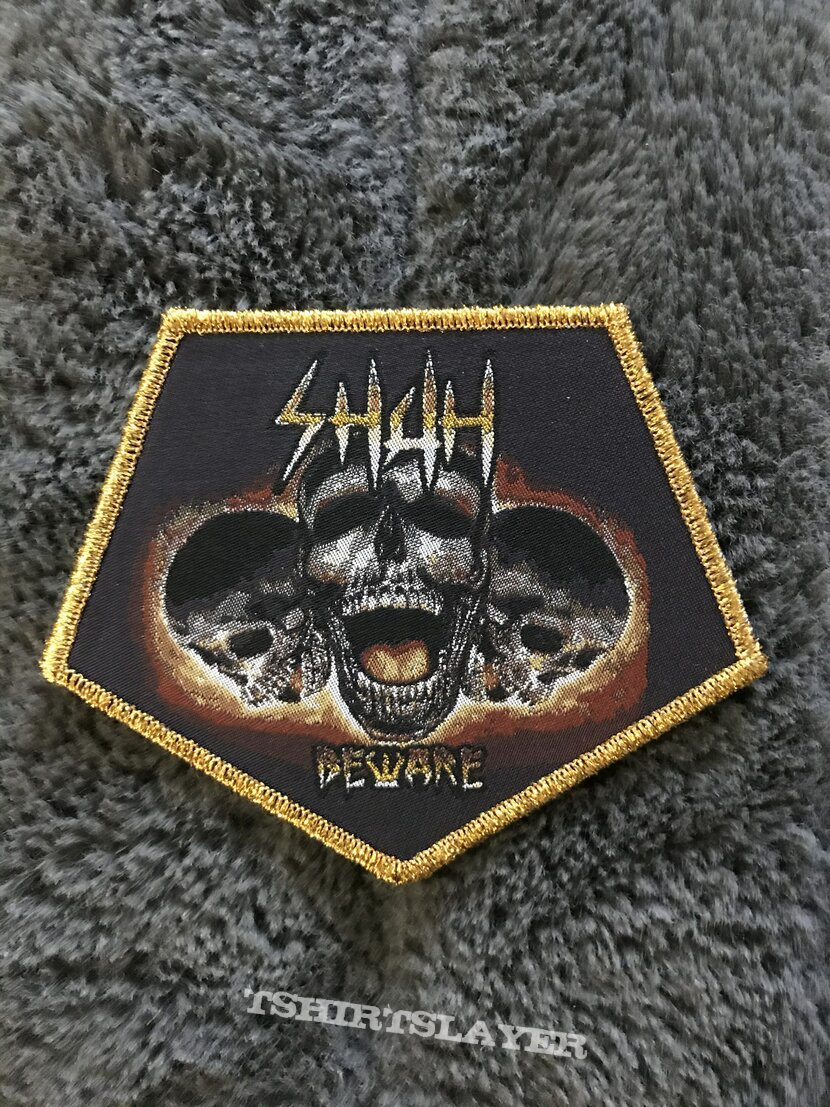 Shah Beware official patch