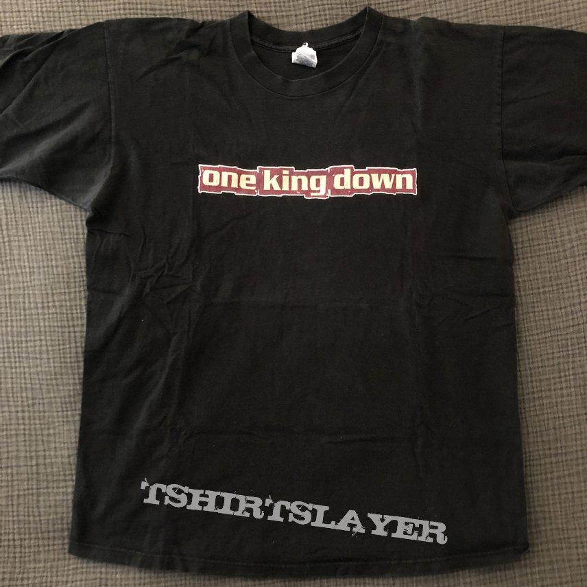 One King Down • OG God Loves, Man Kills XL