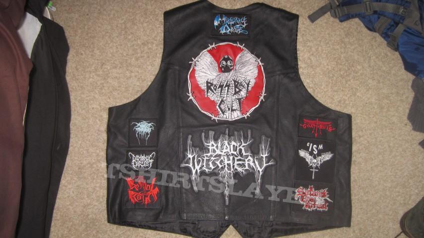 LEATHER BLACK METAL