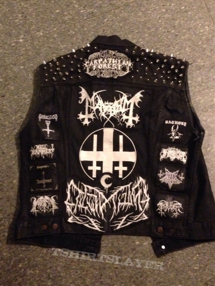 Watain dissection mayhem immortal sarcofago 666 - 5 9
