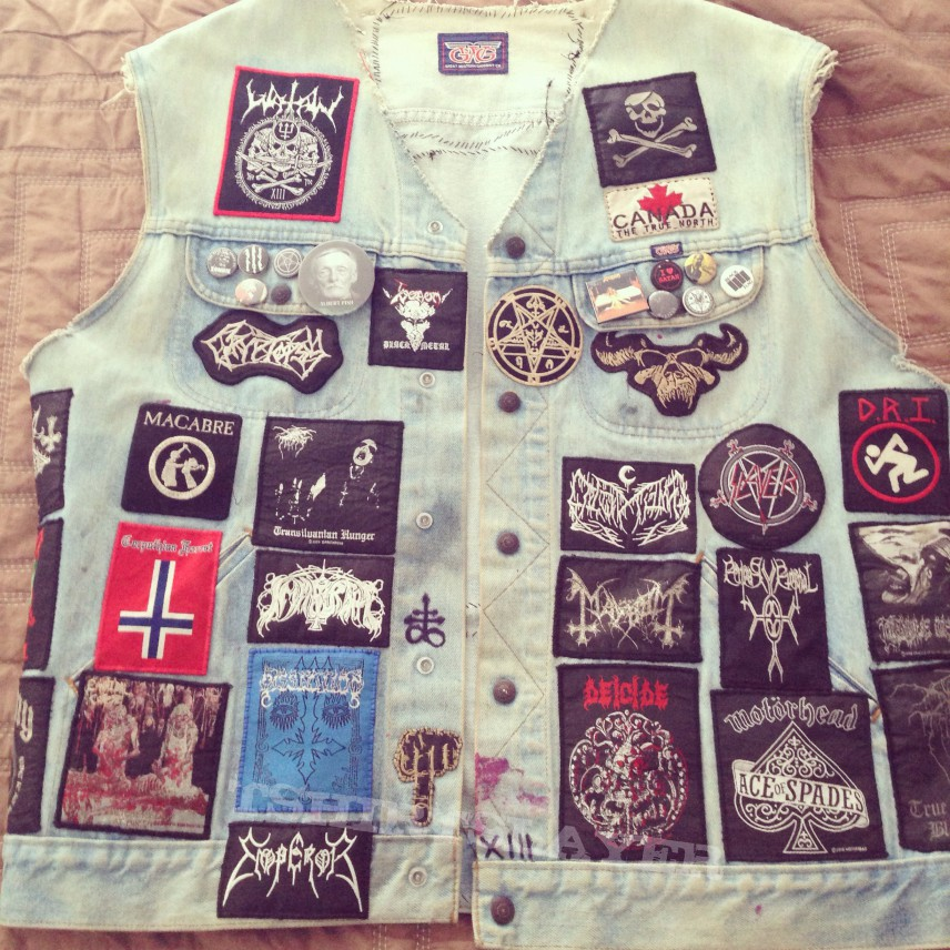 Updated Evil Battlejacket