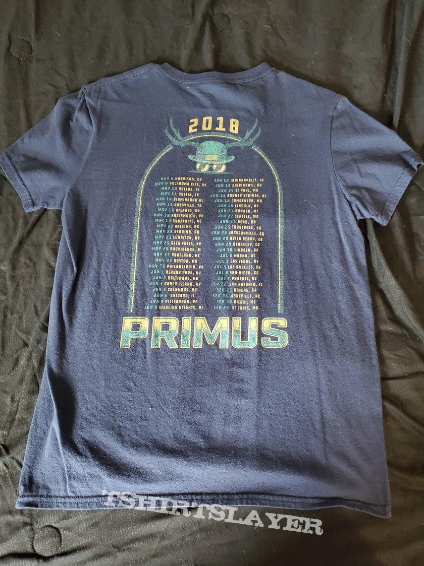 2018 Primus Tour