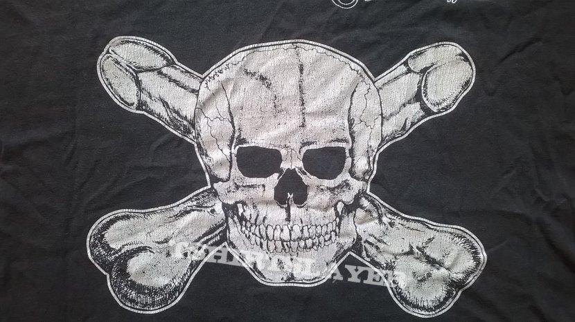 Dwarves Skull and Cross Bones T shirt