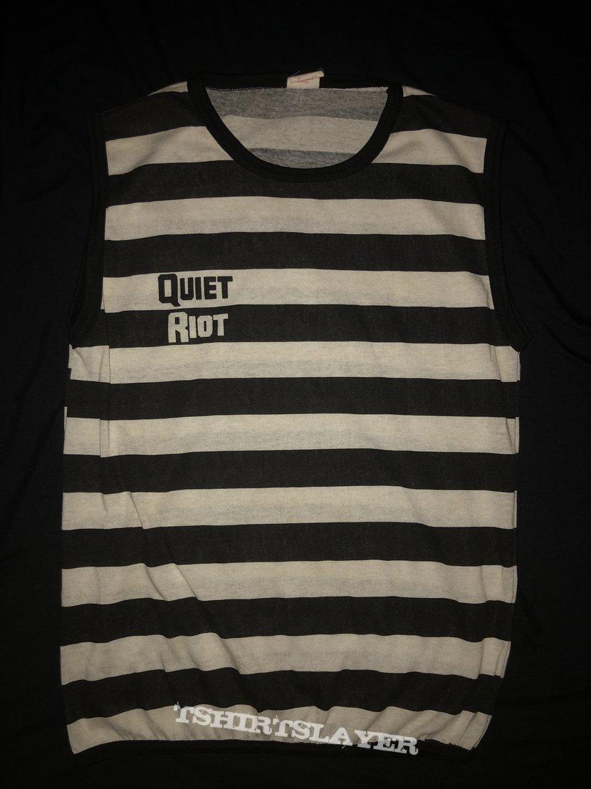 VTG Quiet Riot 1983 Tour Shirt