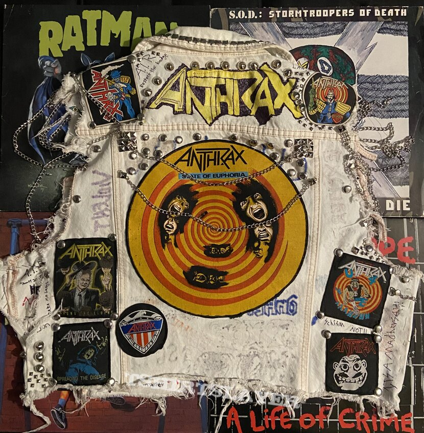 anthrax tribute