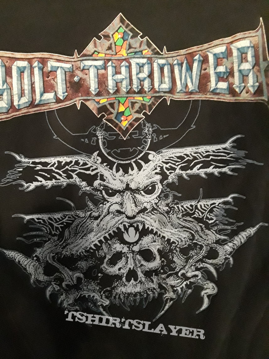 Bolt Thrower, Realm of Chaos 2013