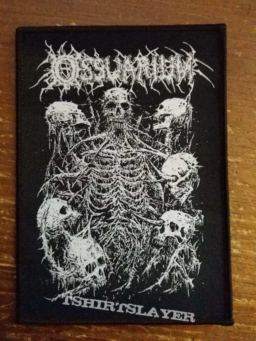 Ossuarium patch