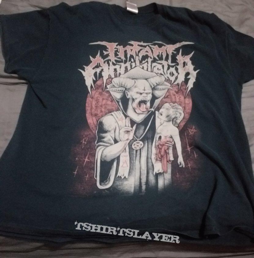 Infant Annihilator Shirt