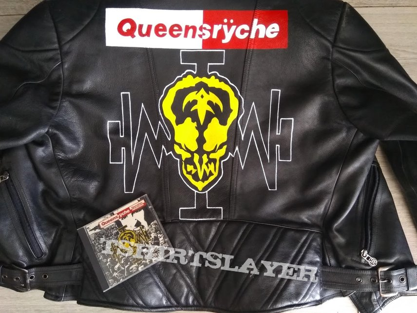 handpainted Queensryche Operation mindcrime