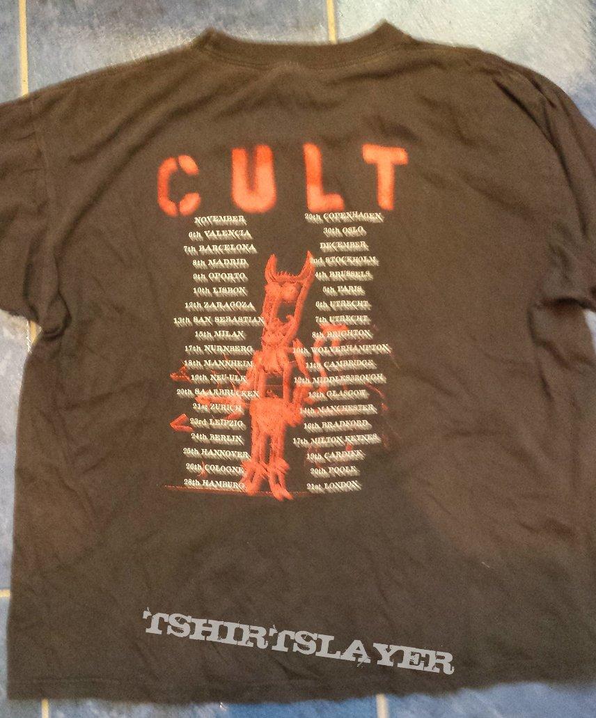 The Cult - Original Tour Shirt 1994