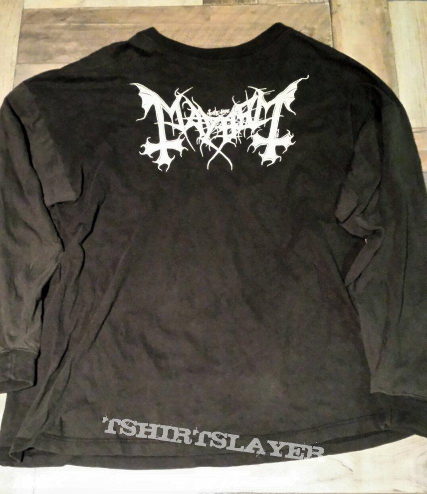 Mayhem - Logo LS