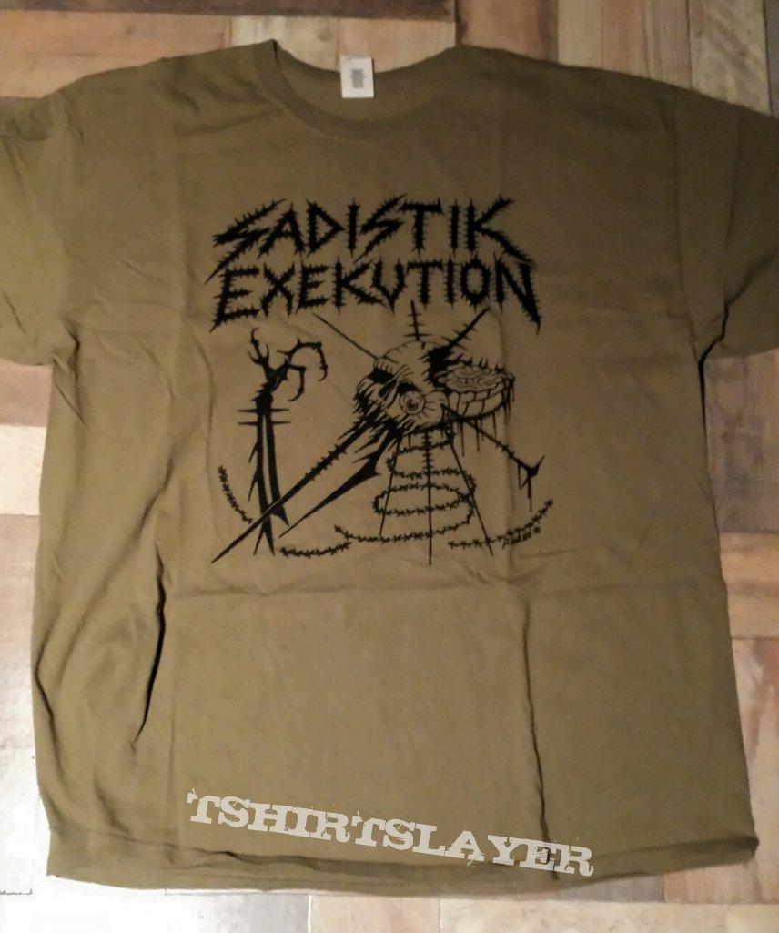 Sadistik Exekution - Death Lobotomy (Reprint)
