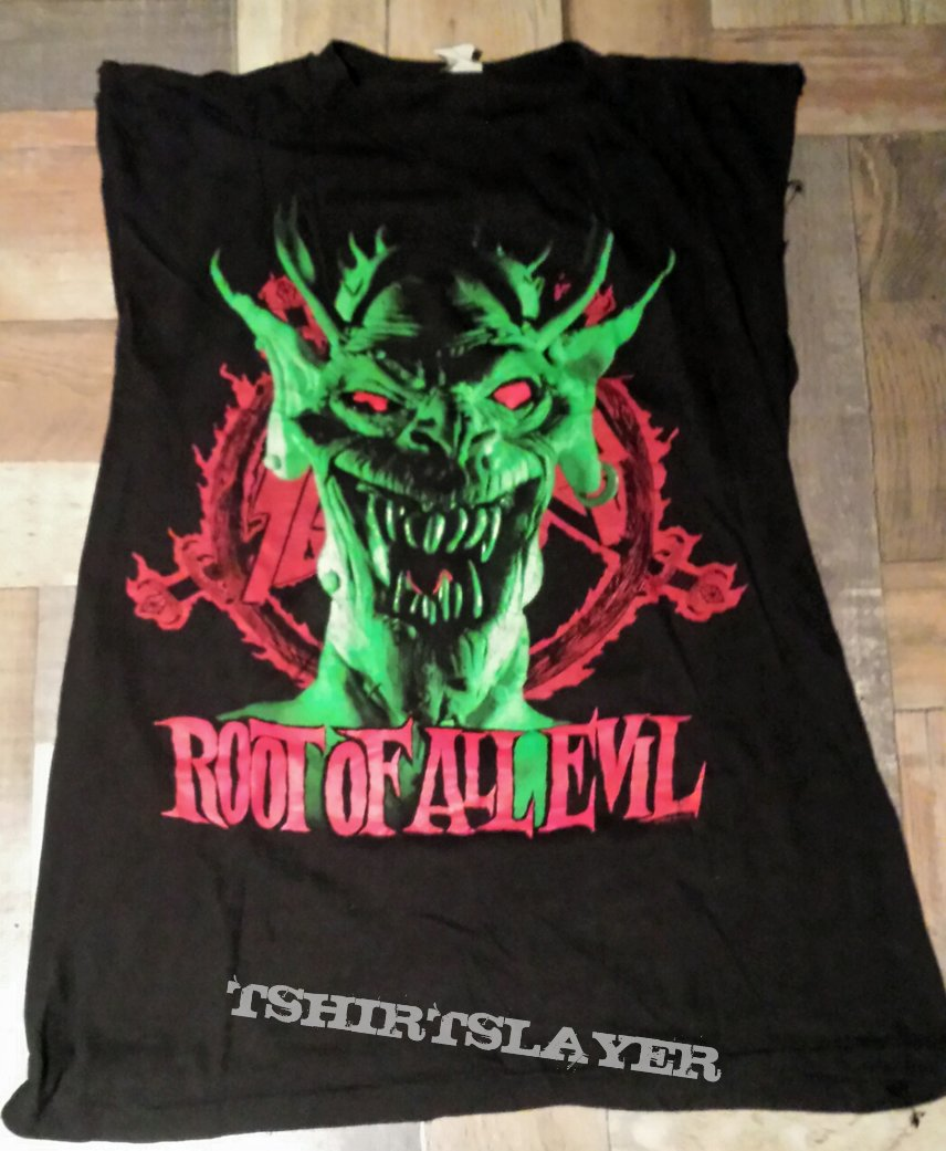 Slayer - Root Of All Evil (World Sacrifice Tour '88)