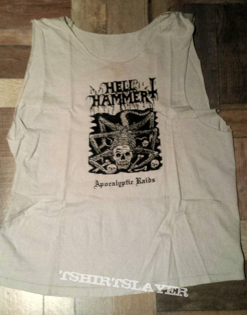 Hellhammer - Apocalyptic Raids (self printed)
