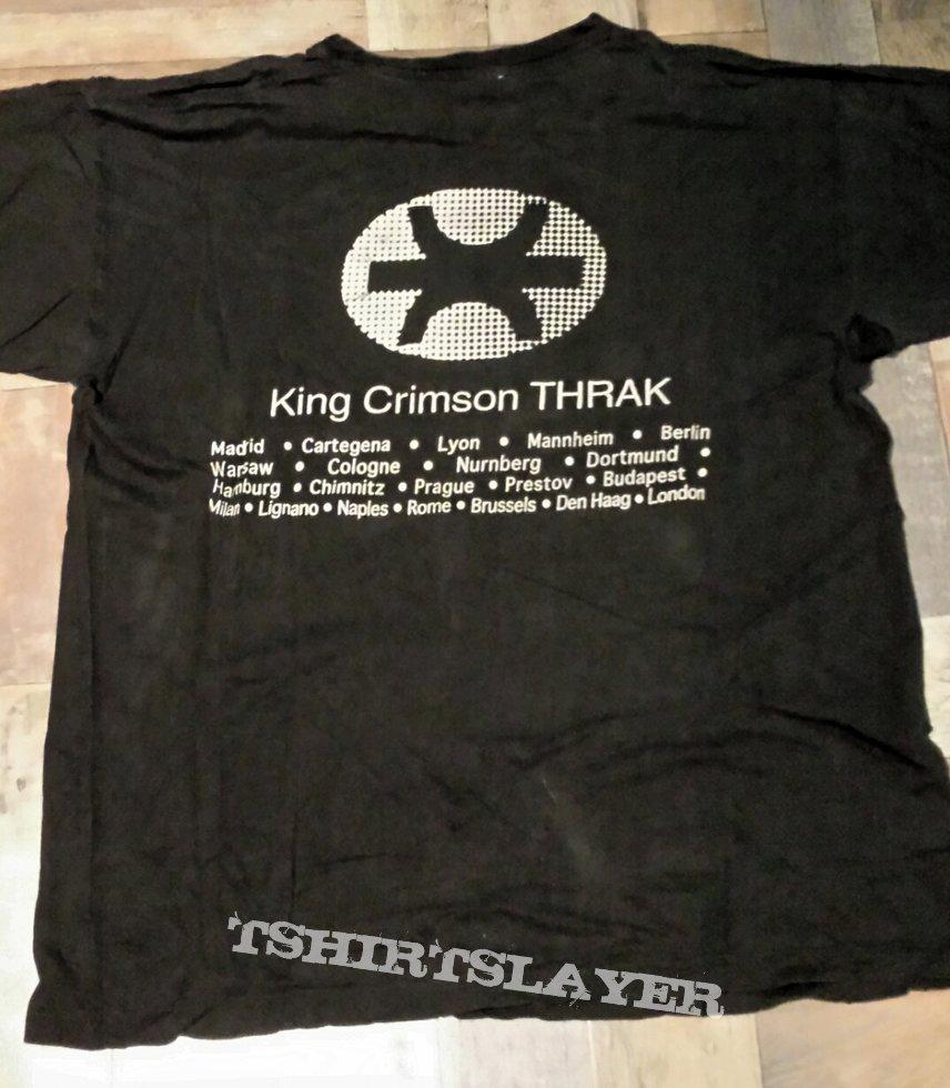King Crimson - Thrak Tour Shirt 1995