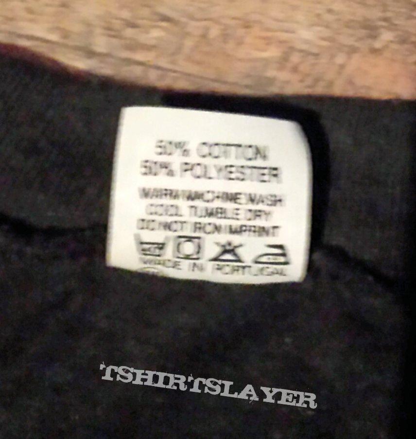 Slayer - Mandatory Suicide / Hanging Boy (Original Shirt)